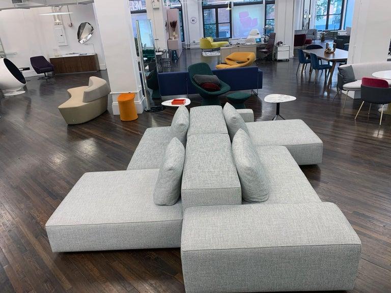 Fabric Montis Domino.18 Modular Sofa For Sale