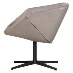 Montis Ella Chair designed by Niels Bendtsen with Metal Base