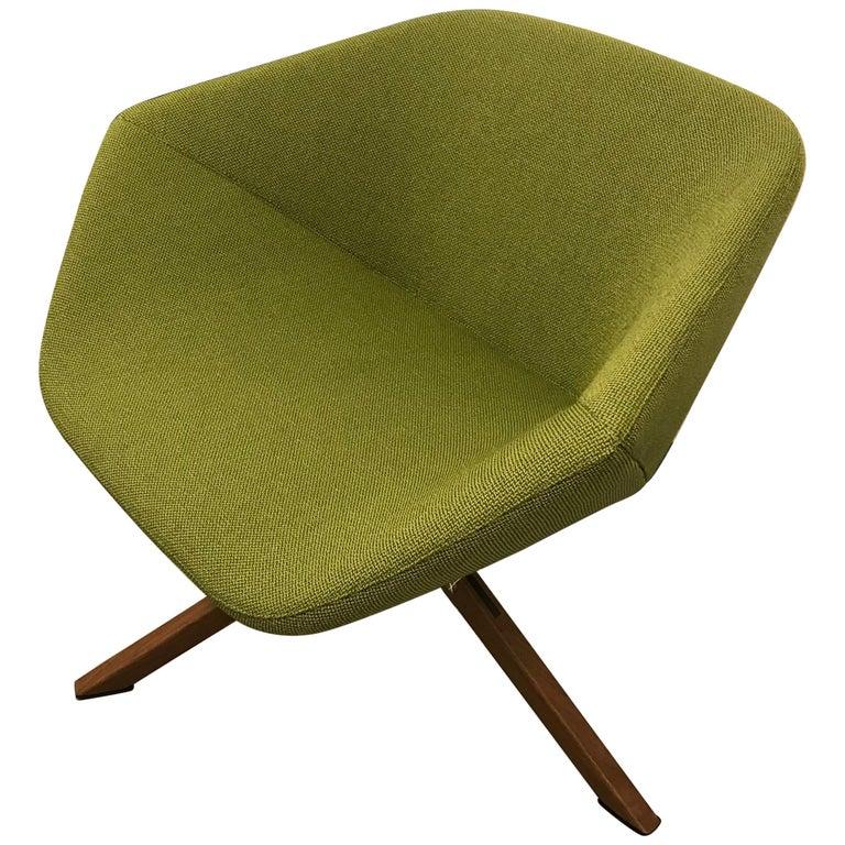 Montis Green Ella Chair For Sale