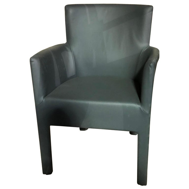 Montis King Leather Armchair by Gijs Papavoine For Sale