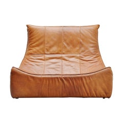 Montis Rock Sofa by Gerard van den Berg Holland, 1970