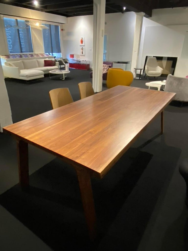 Montis Solid wood Walnut Table For Sale 4