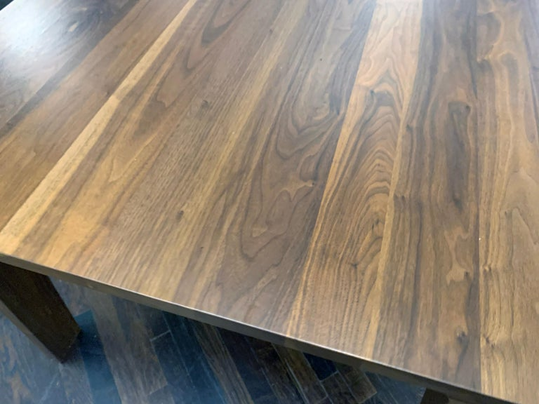 Montis Solid wood Walnut Table For Sale 1