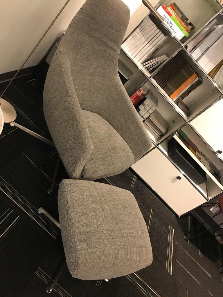 Dutch Montis Swivel Enzo Lounge Armchair For Sale