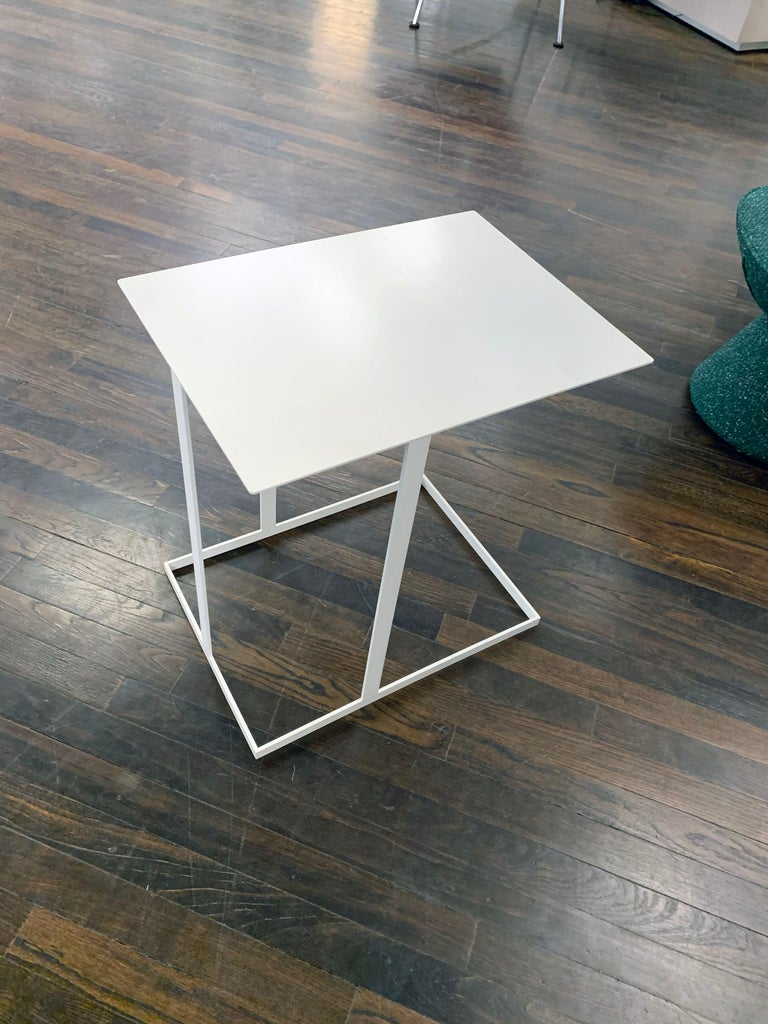Montis White Annex Multifunctional Side Table For Sale 1