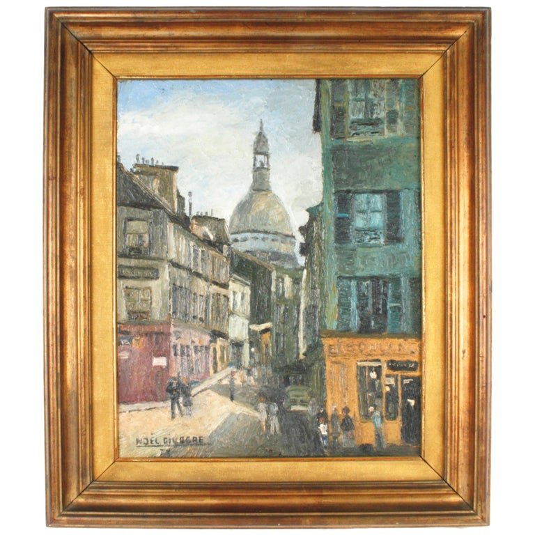 Montmartre by Noël Givogre For Sale