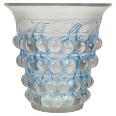 Montmorency Vase by Rene Lalique