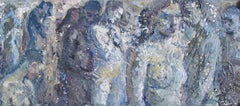 04-06-7 - 21st Century, Contemporary, Nude Painting, Oil on Canvas