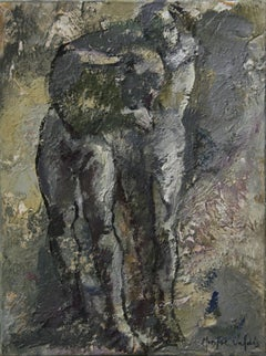 04-08-7 - 21st Century, Contemporary, Nude Painting, Oil on Canvas