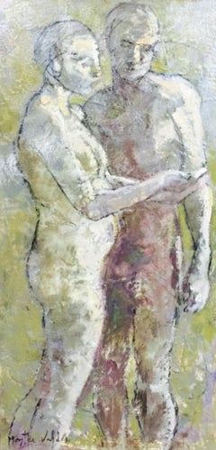 05-12-2 - 21st Century, Contemporary, Nude Painting, Oil on Canvas