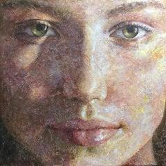 1-1-16 - 21st Century, Contemporary, Portrait Painting, Oil on Canvas