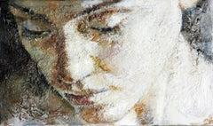 1-10-10 - 21st Century, Contemporary, Portrait Painting, Oil on Canvas