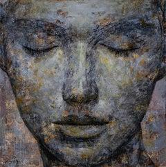 1-5-19 - 21st Century, Contemporary, Portrait Painting, Oil on Canvas