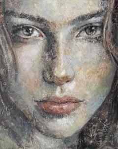 11-11-15 - 21st Century, Contemporary, Portrait Painting, Oil on Canvas
