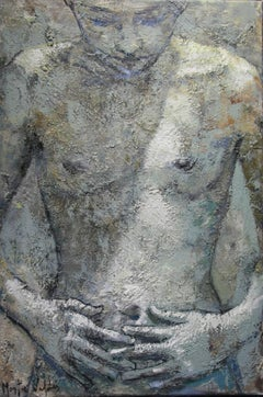11-4-08 - 21st Century, Contemporary, Nude Painting, Oil on Canvas