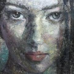 12-11-15 - 21st Century, Contemporary, Portrait Painting, Oil on Canvas