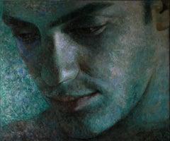 13-9-111 - 21st Century, Contemporary, Portrait Painting, Oil on Canvas