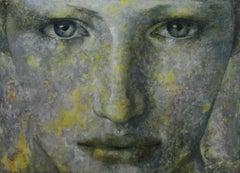 19-11-12 - 21st Century, Contemporary, Portrait Painting, Oil on Canvas