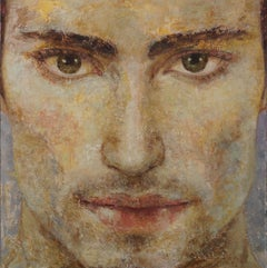 2-1-14 - 21st Century, Contemporary, Portrait Painting, Oil on Canvas