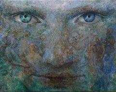 2-11-13 - 21st Century, Contemporary, Portrait Painting, Oil on Canvas