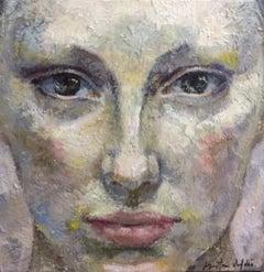 2-11-16 - 21st Century, Contemporary, Portrait Painting, Oil on Canvas