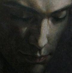 2-5-12 - 21st Century, Contemporary, Portrait Painting, Oil on Canvas