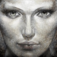 2-6-17 - 21st Century, Contemporary, Portrait Painting, Oil on Canvas