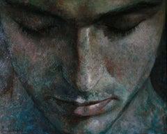 20-4-12 - 21st Century, Contemporary, Portrait Painting, Oil on Canvas