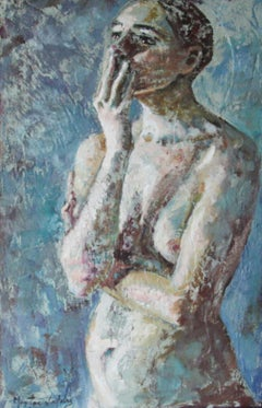 2010-9-6 - 21st Century, Contemporary, Nude Painting, Oil on Canvas