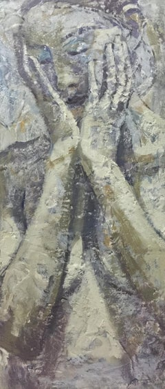 28-11-11 - 21st Century, Contemporary, Nude Painting, Oil on Canvas