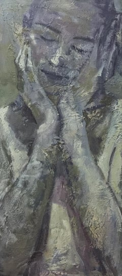29-11-11 - 21st Century, Contemporary, Nude Painting, Oil on Canvas