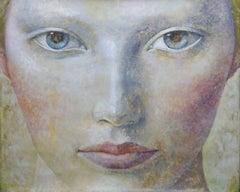 3-1-17 - 21st Century, Contemporary, Portrait Painting, Oil on Canvas