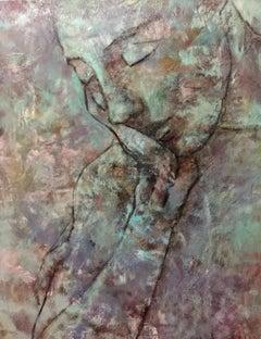 3-10-6 - 21st Century, Contemporary, Portrait Painting, Oil on Canvas