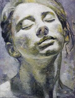 3-3-13 - 21st Century, Contemporary, Portrait Painting, Oil on Canvas