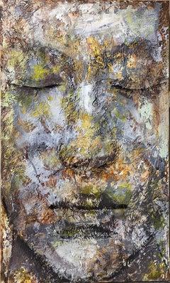 3-5-19 - 21st Century, Contemporary, Portrait Painting, Oil on Canvas