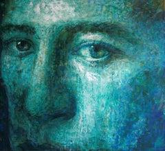 3-6-08 - 21st Century, Contemporary, Portrait Painting, Oil on Canvas