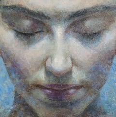 3-7-15 - 21st Century, Contemporary, Portrait Painting, Oil on Canvas