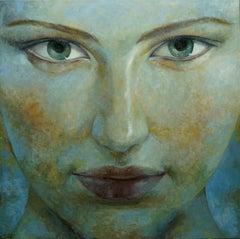 3-8-17 - 21st Century, Contemporary, Portrait Painting, Oil on Canvas