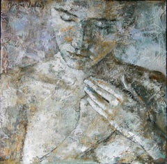 3-9-09 - 21st Century, Contemporary, Nude Painting, Oil on Canvas