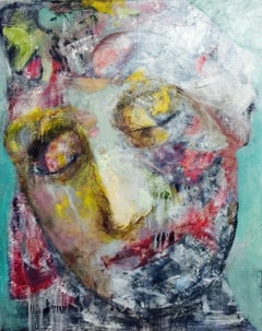 31-5-12 - 21st Century, Contemporary, Portrait Painting, Oil on Canvas