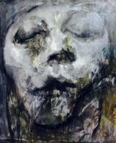 34-5-12 - 21st Century, Contemporary, Portrait Painting, Oil on Canvas