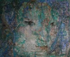 4-1-12 - 21st Century, Contemporary, Portrait Painting, Oil on Canvas