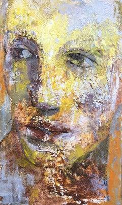 4-5-19 - 21st Century, Contemporary, Portrait Painting, Oil on Canvas
