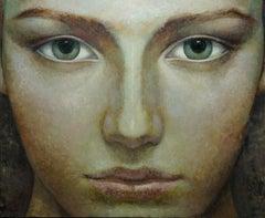 5-8-17 - 21st Century, Contemporary, Portrait Painting, Oil on Canvas