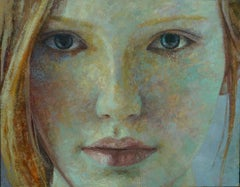 6-1-17 - 21st Century, Contemporary, Portrait Painting, Oil on Canvas