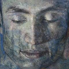 6-3-08 - 21st Century, Contemporary, Portrait Painting, Oil on Canvas