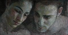 8-1-12 - 21st Century, Contemporary, Portrait Painting, Oil on Canvas