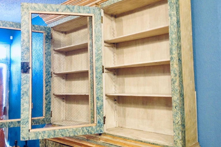 Monumental 19th Century Biblioteque For Sale 6