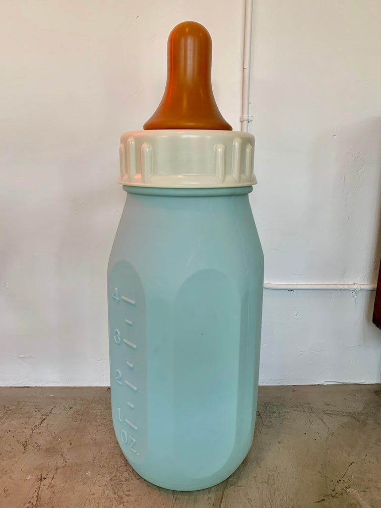 Monumental Baby Bottle In Good Condition For Sale In Los Angeles, CA