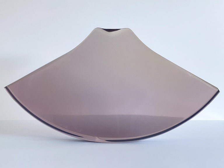 Polished Monumental Abstract Resin Sculpture by Ric Snead For Sale